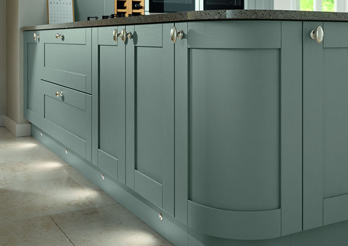 Cambridge Dust Grey Kitchen Sideboards