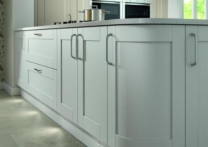 Cambridge Light Grey Kitchen Sideboards
