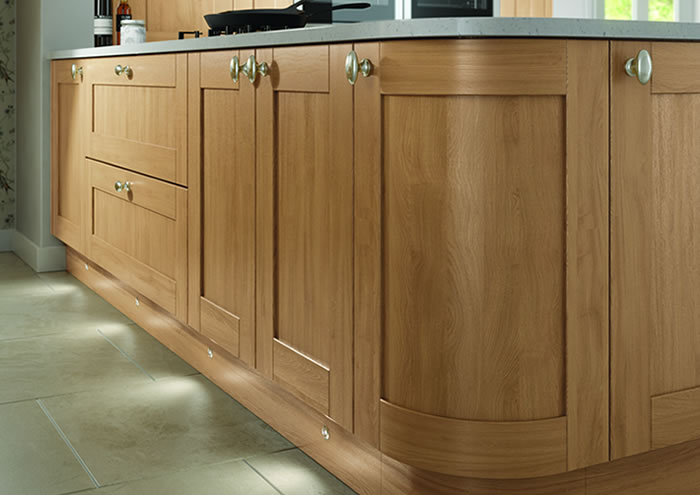 Cambridge Oak Kitchen Sideboards