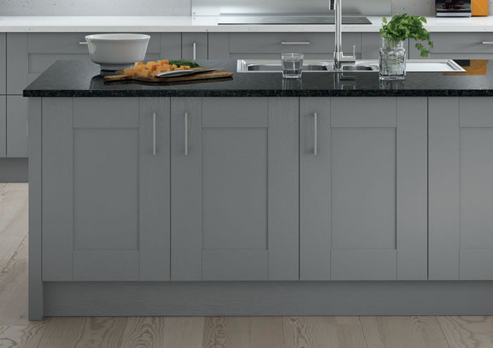 Cartmel Dust Grey Kitchen Sideboards