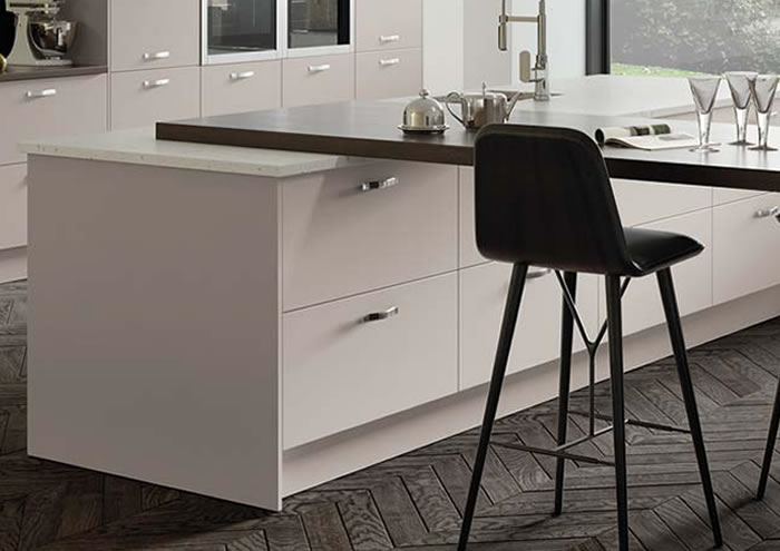 Lastra Cashmere Kitchen Units