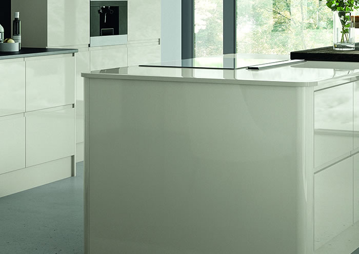Lucente Porcelain Gloss Sideboards