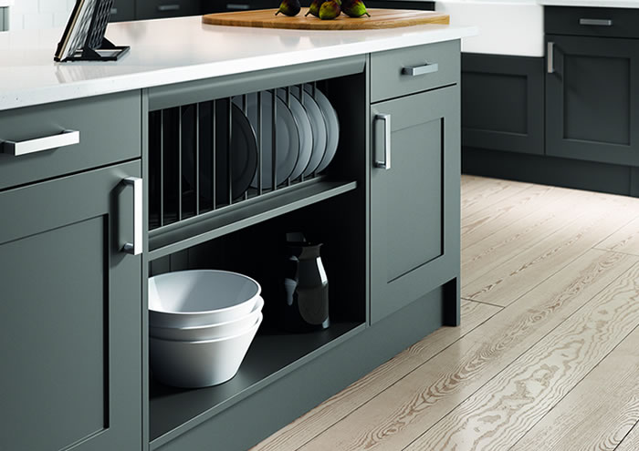 Oxford Anthracite Sideboards