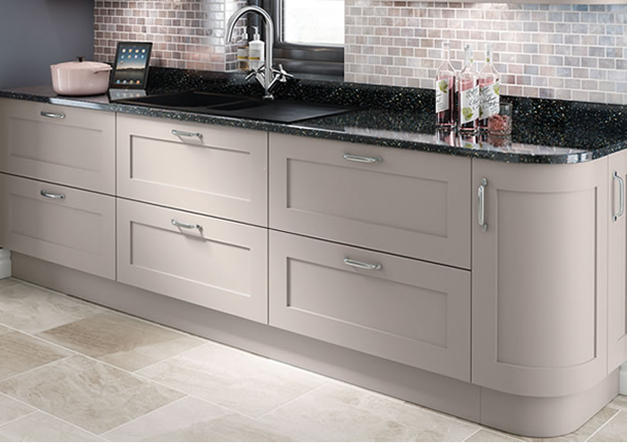 Oxford Cashmere Kitchen Sideboards
