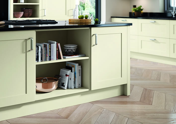 Oxford Ivory Kitchen Sideboards
