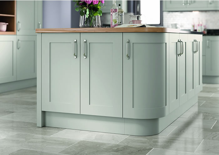 Oxford Light Grey Sideboards