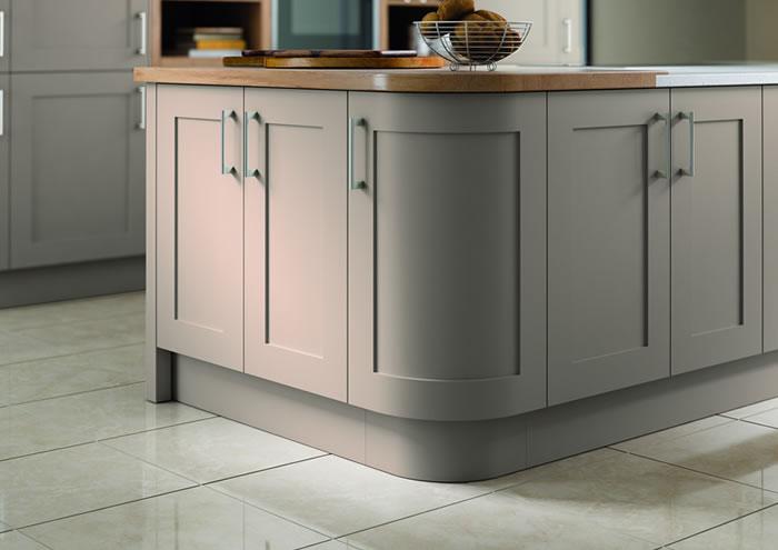 Oxford Stone Kitchen Cupboards