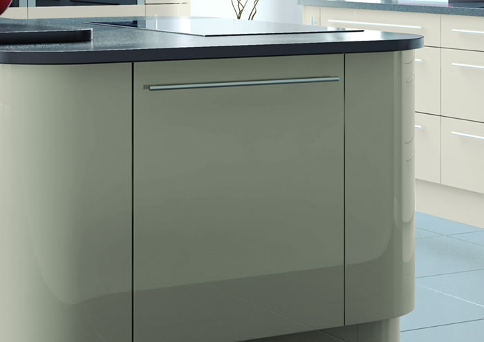 Vivo Gloss Cashmere Sideboards