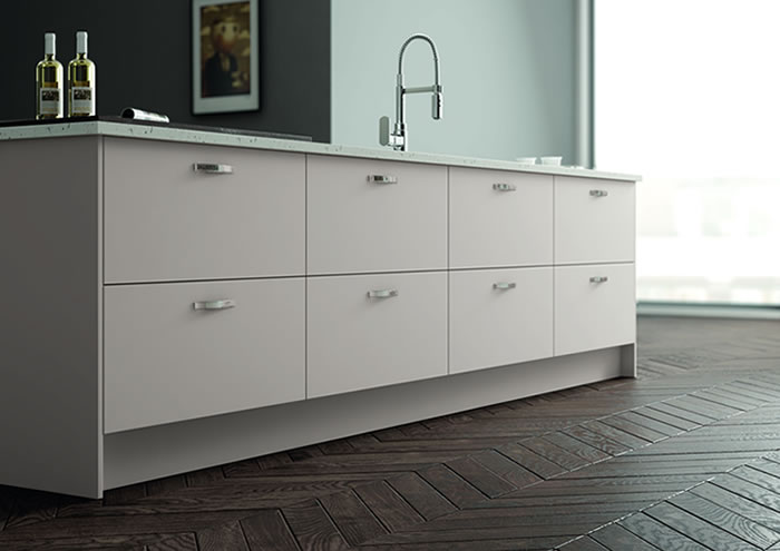Vivo Matt Cashmere Kitchens
