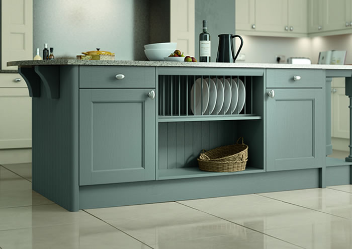 Windsor Dust Grey Oak Sideboards