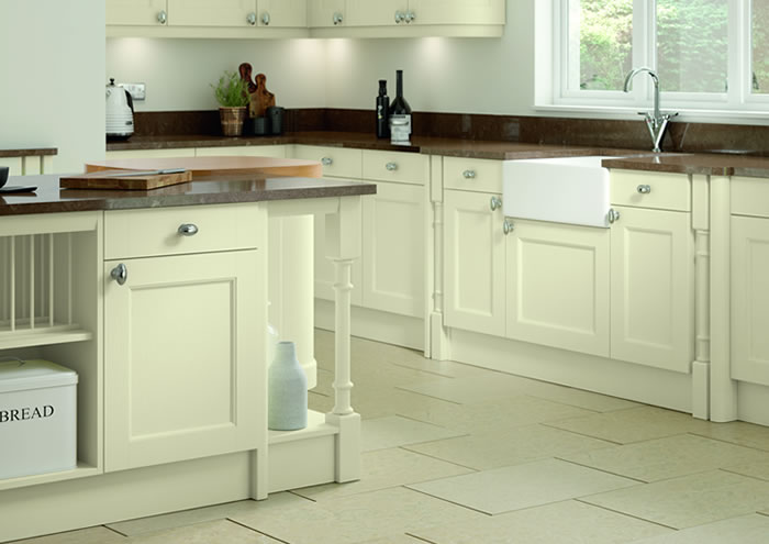 Windsor Ivory Oak Kitchen Sideboards
