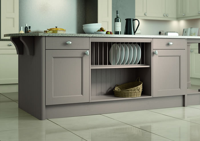 Windsor Mussel Oak Kitchen Sideboards