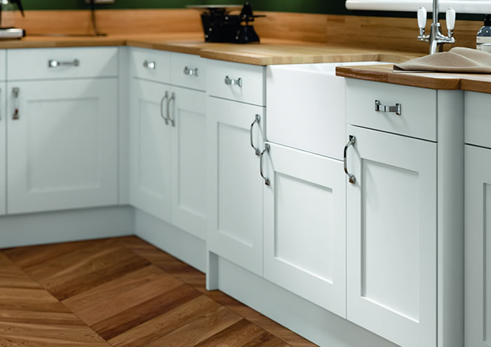 Oxford White Kitchen Sideboards