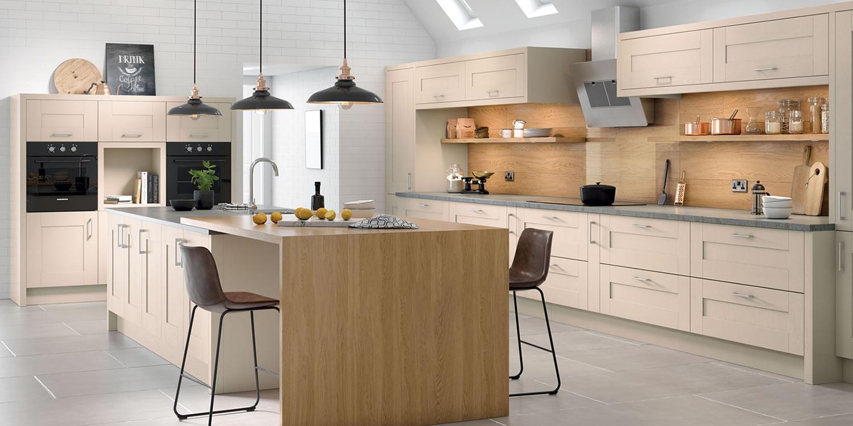 Cartmel Stone kitchens