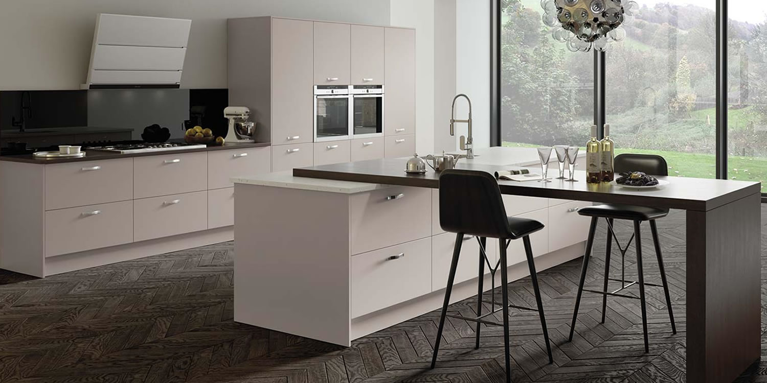 Lastra Cashmere Kitchens