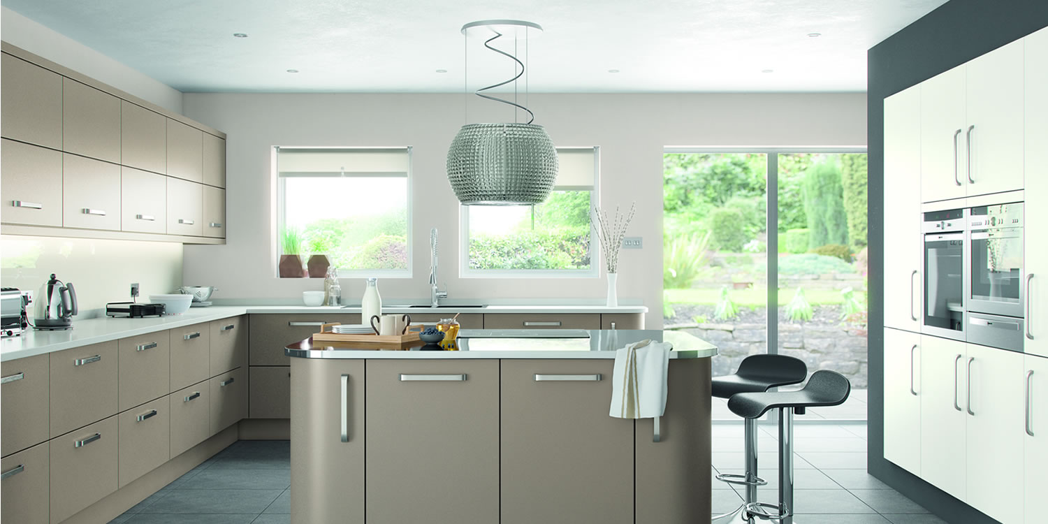 Lastra Stone Grey Kitchens
