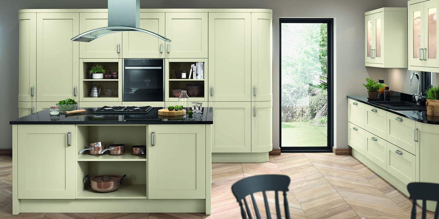 Oxford Ivory Kitchens