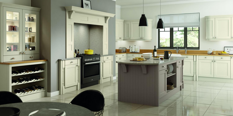 Windsor Mussel Oak Kitchens