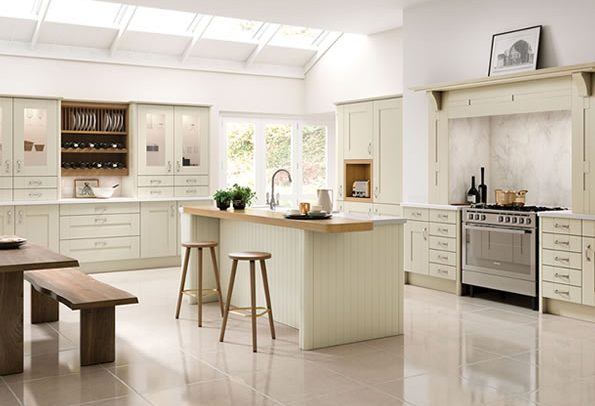 Cartmel Dust Grey Kitchens