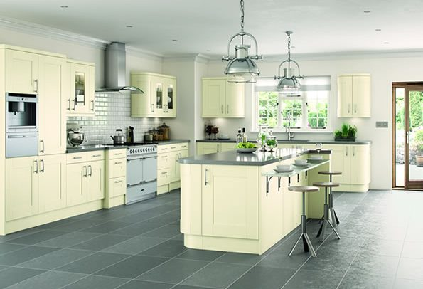 Cartmel Ivory Kitchens