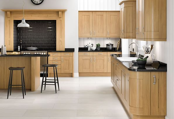 Cartmel Oak Kitchens