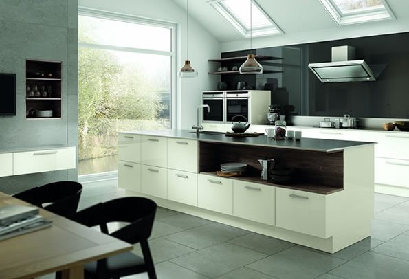 Vivo Gloss Porcelain Kitchens