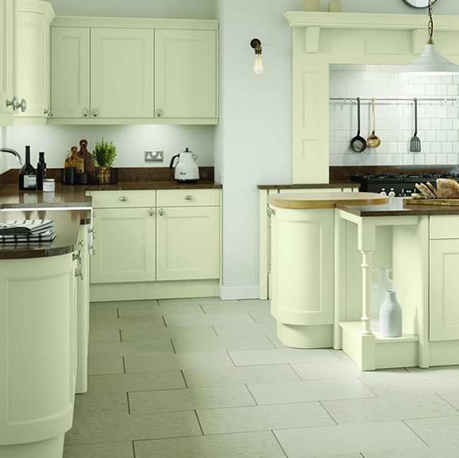 The Windsor Oak Kitchen Range